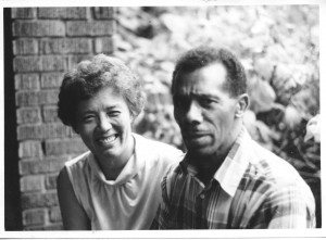 Boggs and her late husband, James Boggs.