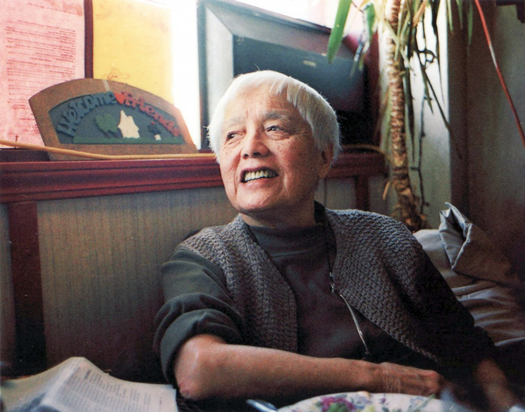 The career of 98-year-old activist and philosopher Grace Lee Boggs, Ph.D. '40, has spanned labor activism in the post-World War II years, the civil rights movement in the 1960s and '70s, and organizing for urban renewal in Detroit today.