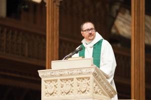 Photo of Cameron Patridge by Ed Graham courtesy Washington National Cathedral.