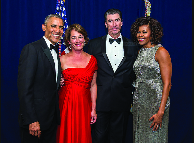 Leonnig_Prez and First Lady with Us (photo courtesy of White House) copy