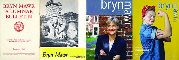 Bryn Mawr Alumnae Bulletin, 1940
